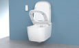 V-care, the new shower toilet from VitrA